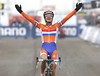 Marianne Vos wins the Womens World Cyclo-Cross championships..!