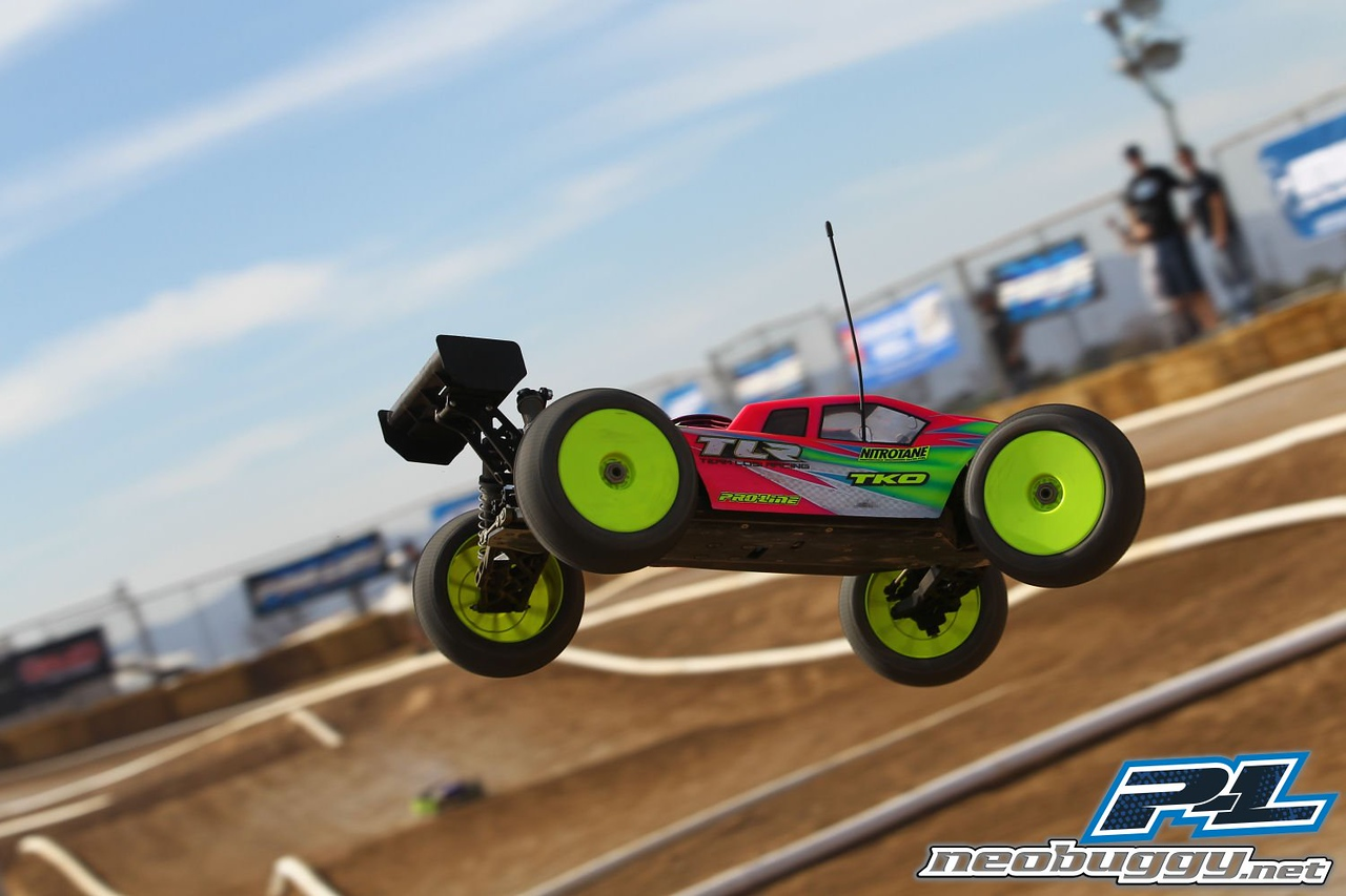 2012 Dirt Nitro Challenge - Day 2, Truck qualifying