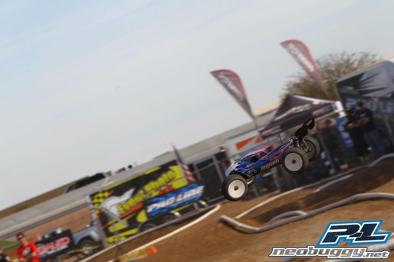 2012 Dirt Nitro Challenge - Day 2, Truck qualifying