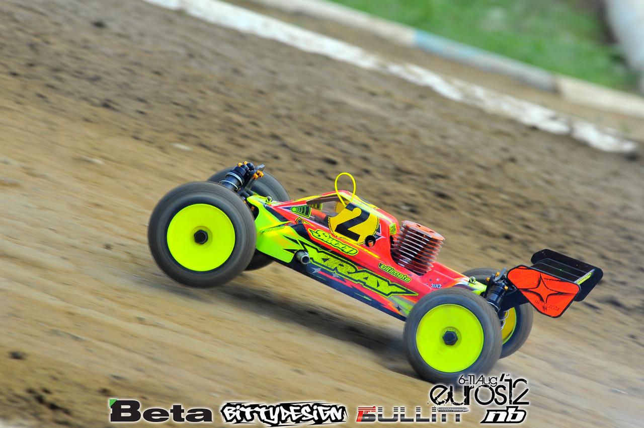 2012 Eurpean Championships - Saturday Finals
