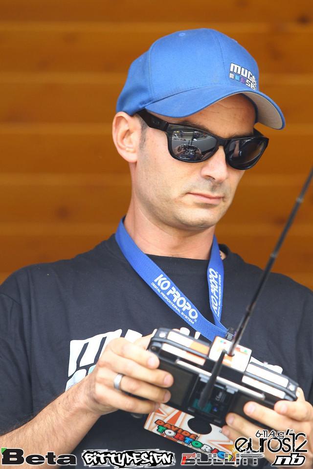 2012 Eurpean Championships - Thursday Qualifying