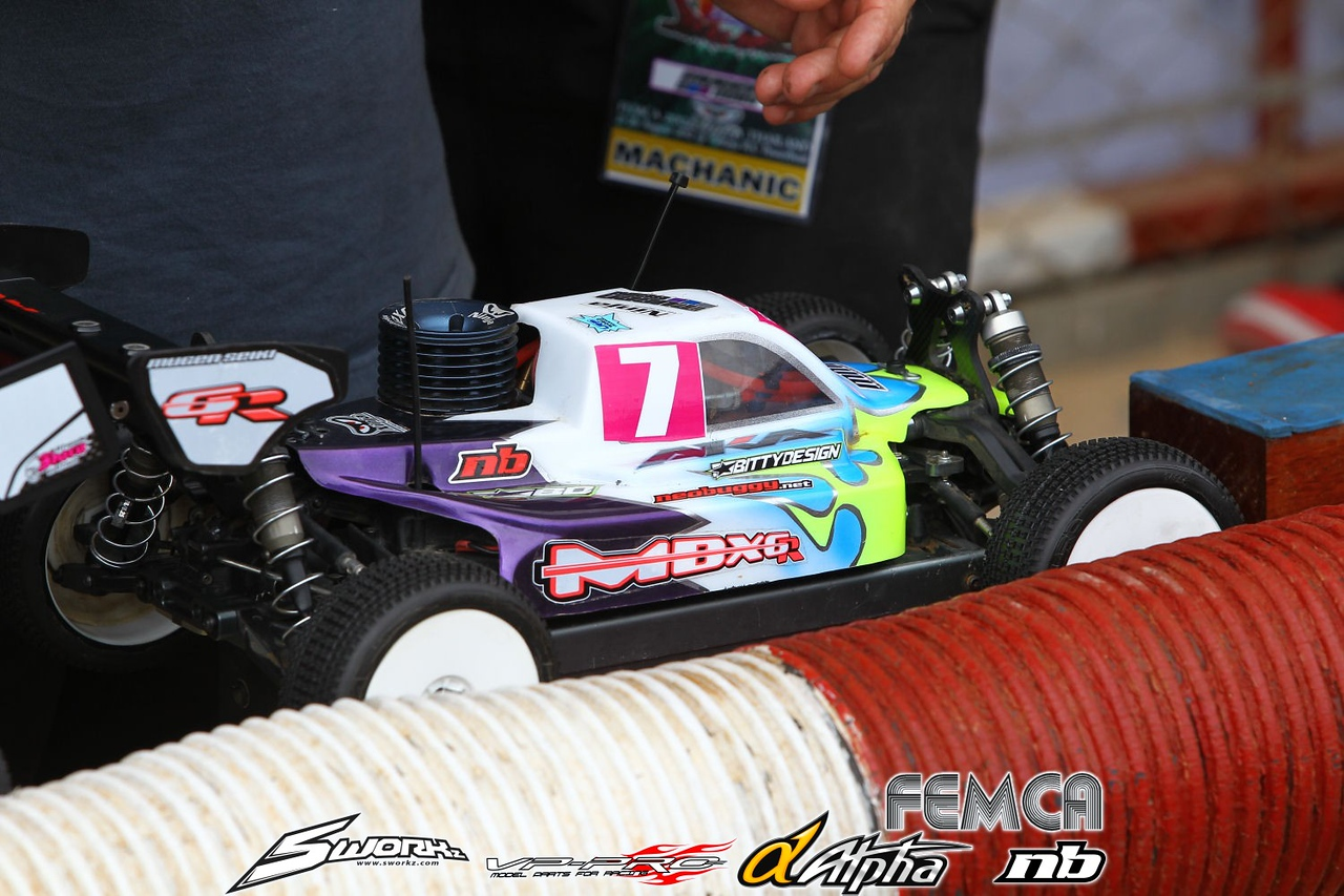 2012 FEMCA Asian Championships - Sunday