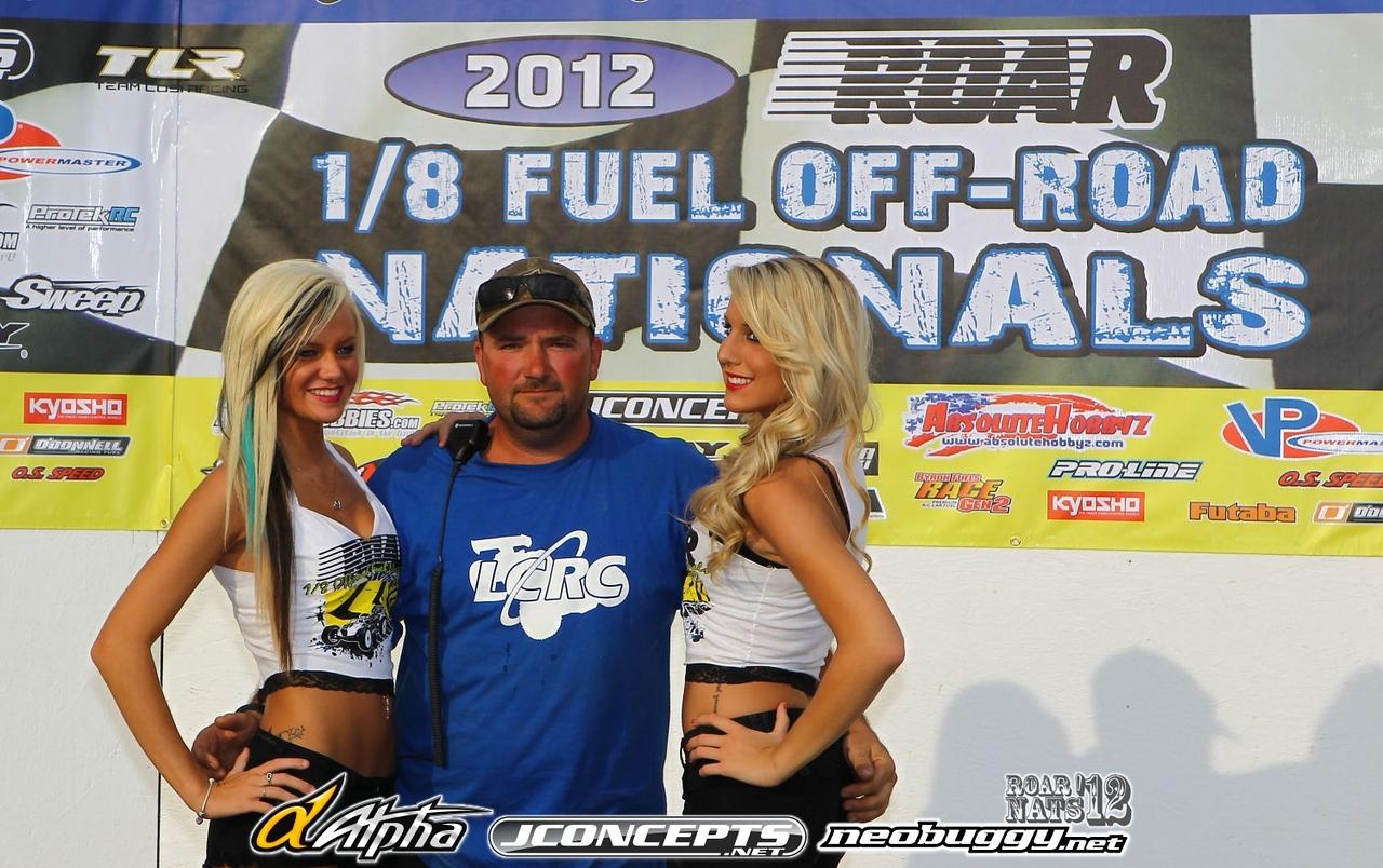 2012 ROAR Nats - Finals day