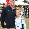 Ariana with 4-Time Olympian Hunter Kemper
