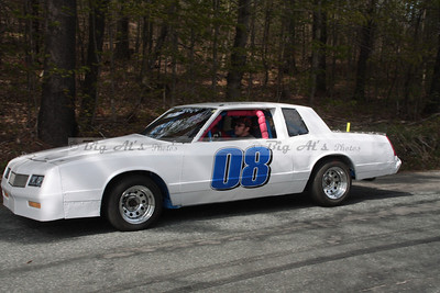 Twin StatE Speedway-car Show & Parade-04/28/12