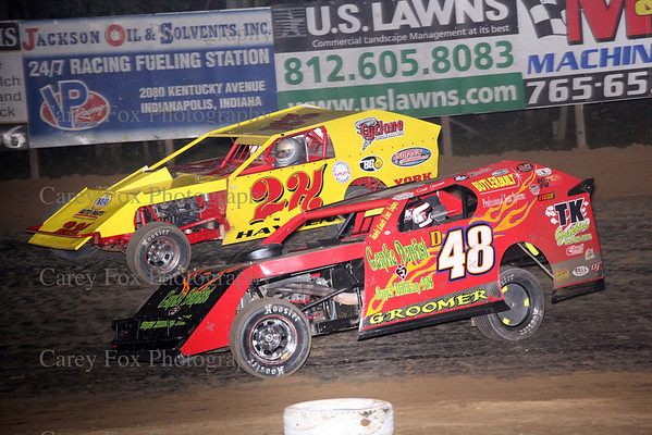 August 18, 2012 - Sprints and Modifieds