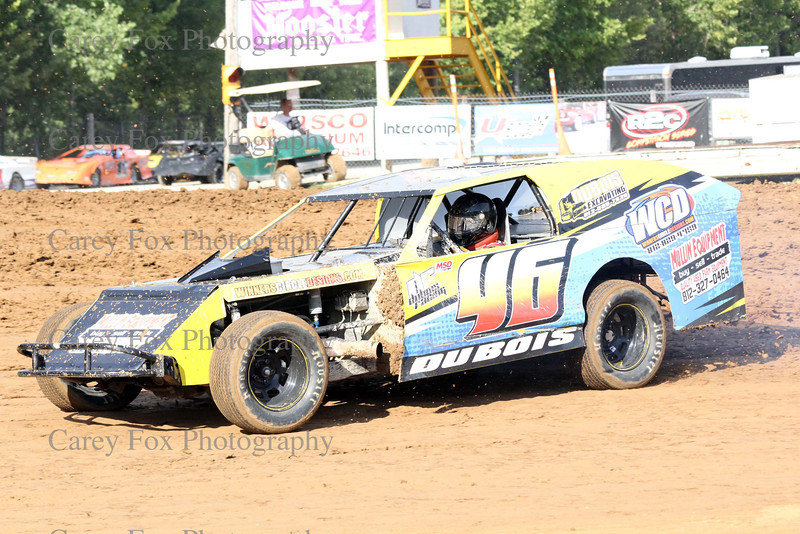 July 21, 2012 - UMP Modified, Super Stocks and Bombers