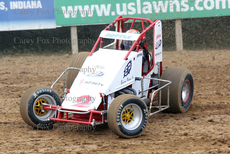 July 28, 2012 - Sprints and modifieds