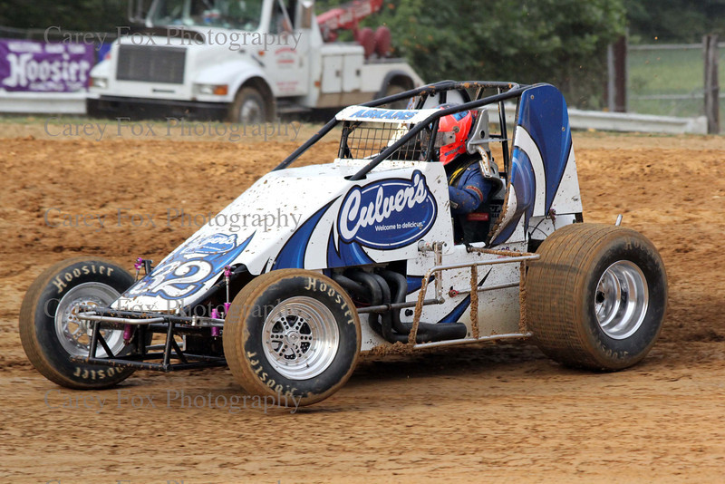 July 7, 2012 -  Sprints and Modifieds