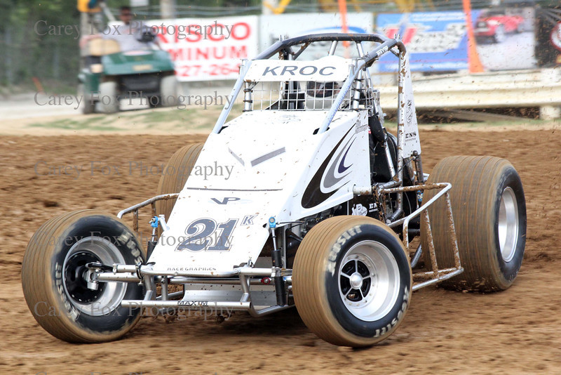 June 23, 2012 Sprints and Modifieds