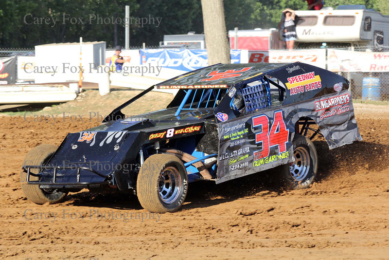June 26, 2012 Summer Nationals - Modifieds and Bombers