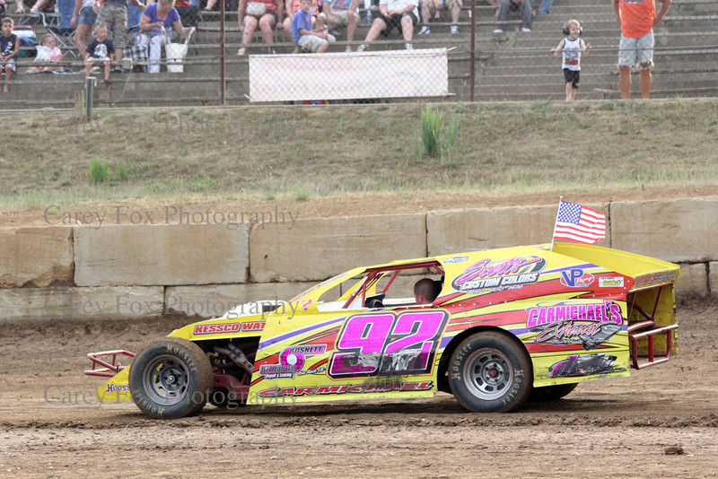 June 30, 2012 - Sprints and Modifieds
