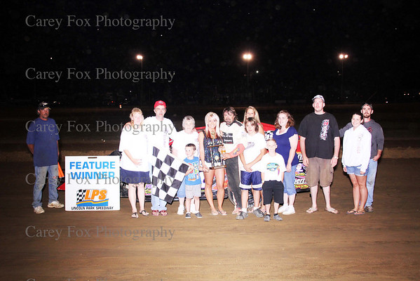 June 9, 2012 Sprints and Modifieds