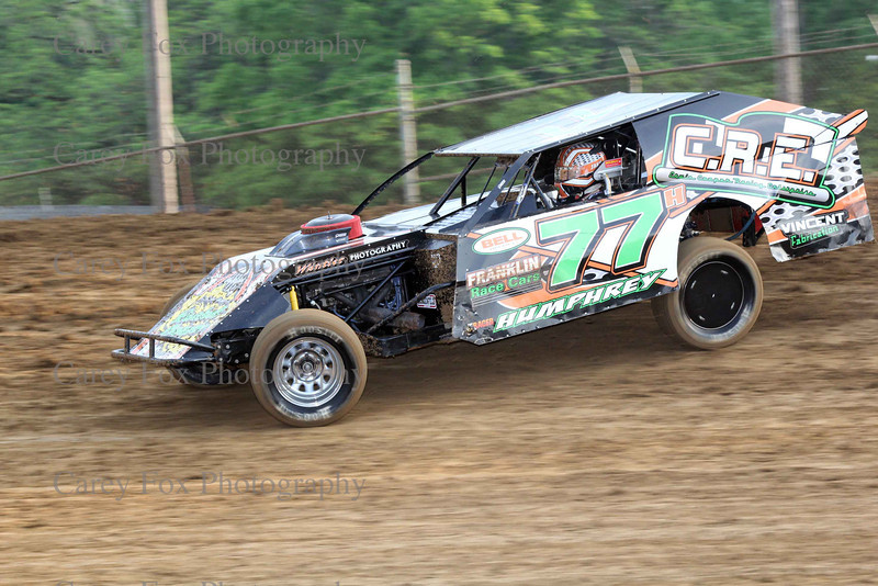 May 5, 2012 Sprints and Modifieds