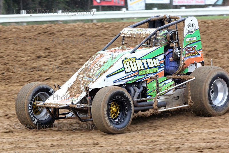 September 15, 2012 - Sprints and Modifieds
