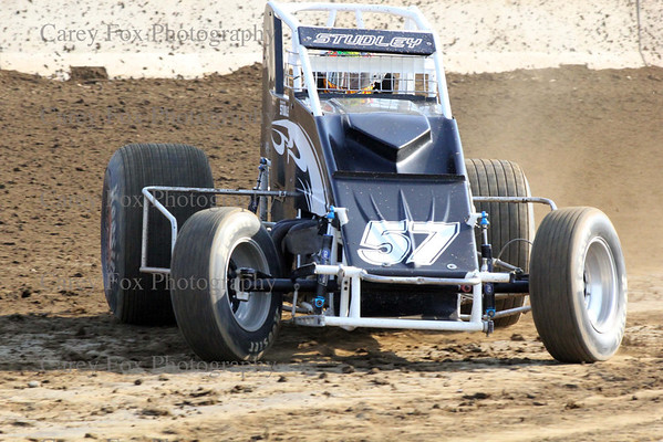 "May 24, 2012 ""Tony Hulman Classic"" -  Sprint cars"