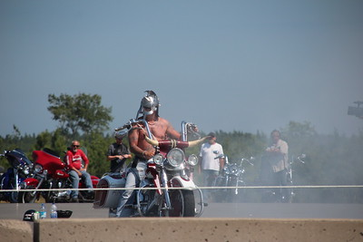 2012 DRAG RACES - CB Bikefest