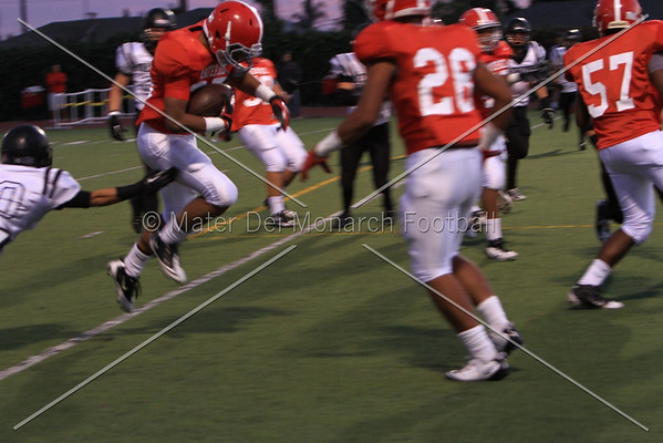 Freshman Red vs. Servite 2012