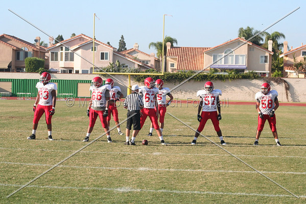 Frosh Red vs. Edison 2012