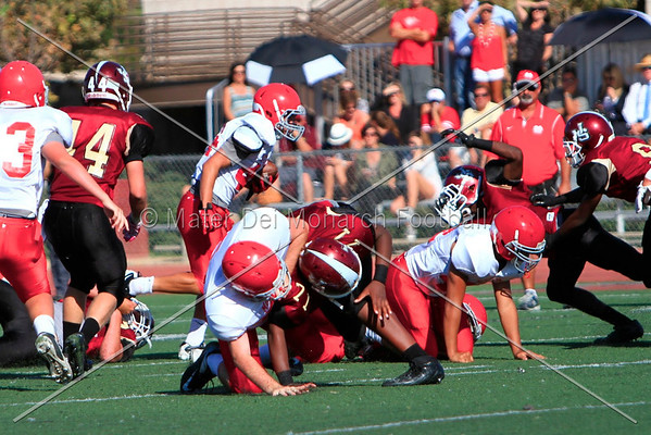 Frosh Red vs. JSerra 2012
