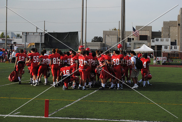 Frosh Reserve vs. Edison 2012