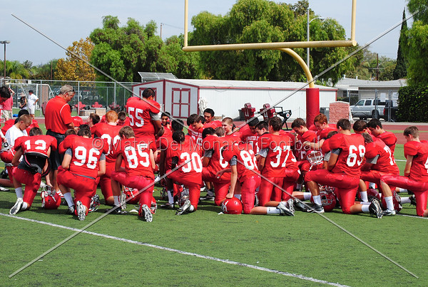 Frosh Reserve vs. JSerra 2012