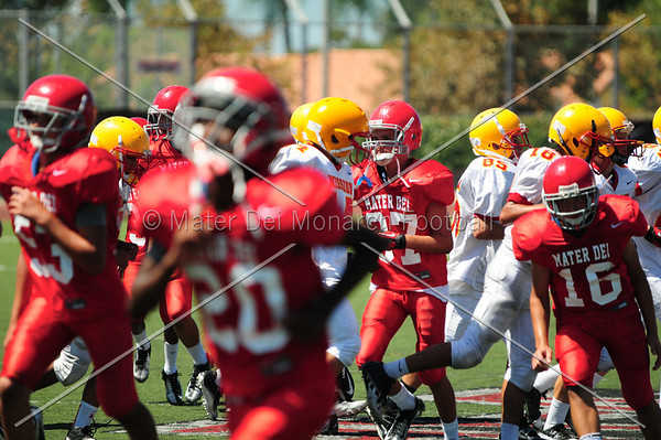 Frosh Reserve vs. Mission Viejo 2012