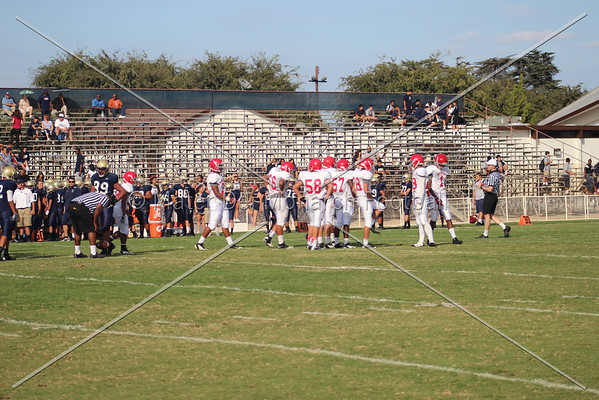 MD Frosh Red vs. St. John Bosco 2012