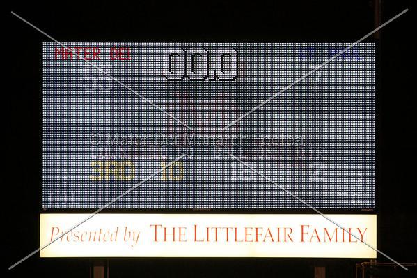 JV vs. St. Paul 2012