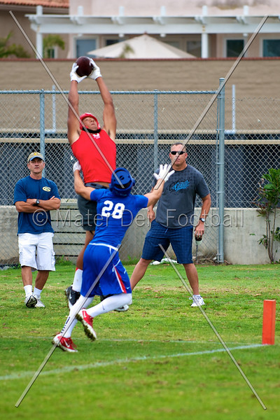 Edison Passing League 2012