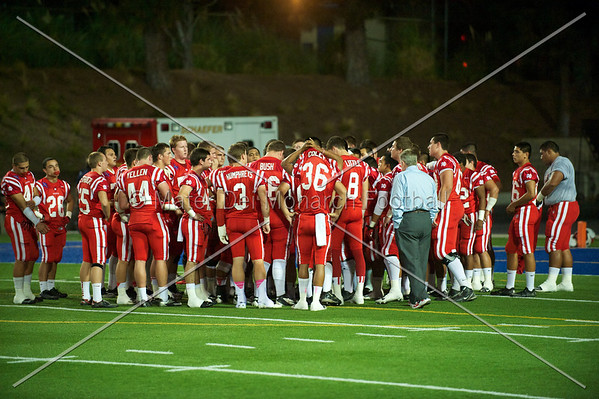 Varsity vs. St. John Bosco 2012