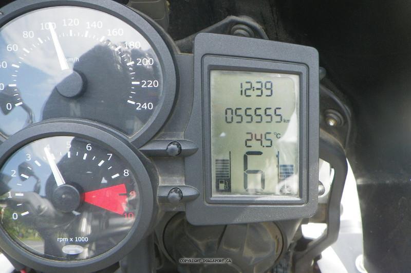 55555 mother trucker!