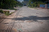Backroad in Sihanoukville