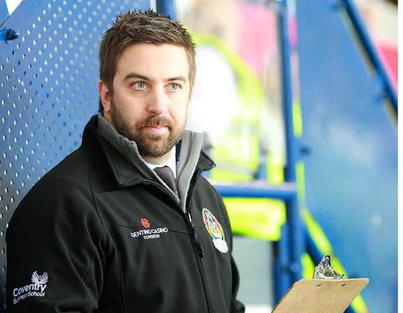 Blaze v Belfast Giants - 23/03/2013