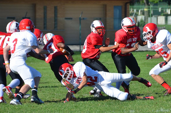 9/8/12 Freshman A @ Proviso West
