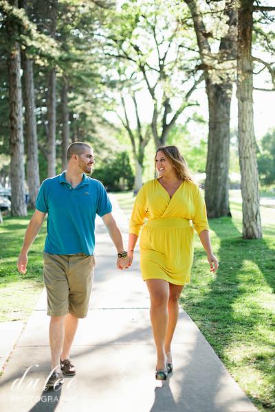 Kristin and Chris