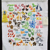 Honorable Mention<br /> Animal Alphabet<br /> Mindy O'Donnell