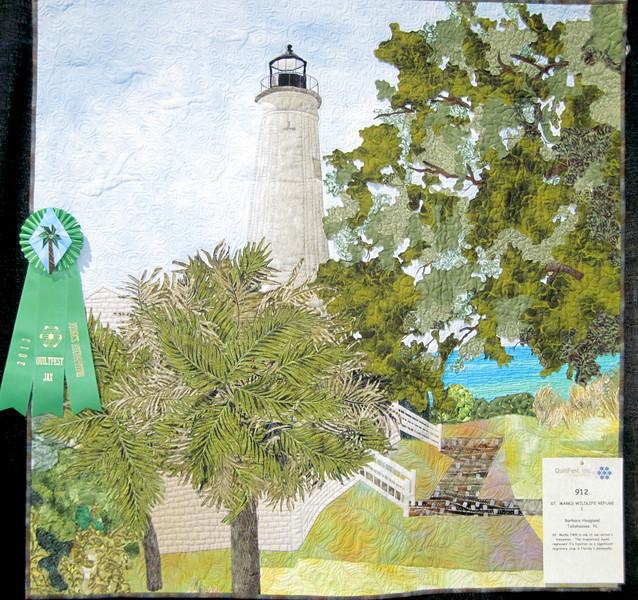 Judge's Recognition<br /> St. Marks Wildlife Refuge I<br /> Barbara Hoagland