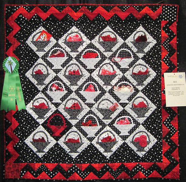 Judge's Recognition<br /> Sunshine Scrap Baskets II<br /> Sunnie Malesky