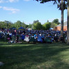 This is going to be a big crowd for the Saline Fiddlers show