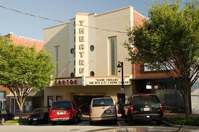120627 Canton, GA Theatre