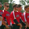 South Western York American Legion Baseball: Keith Pappas, Cooper Ayres, Tyler Harris, Josh Fry, Bishop Elder, Jarrod Mattias.