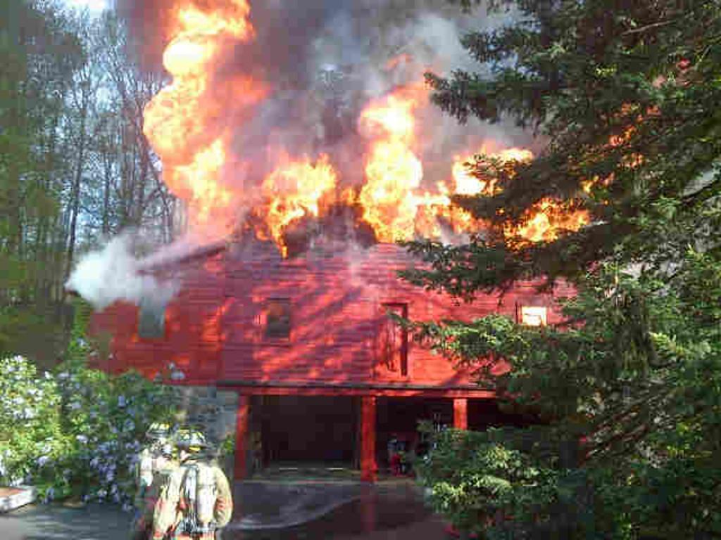 Tim Murray/Wyckoff Fire Department