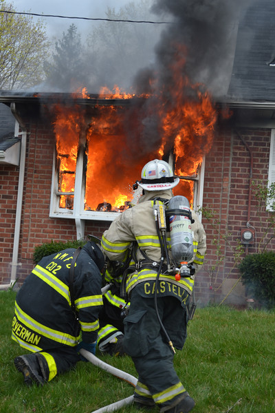 2012 Structure Fires
