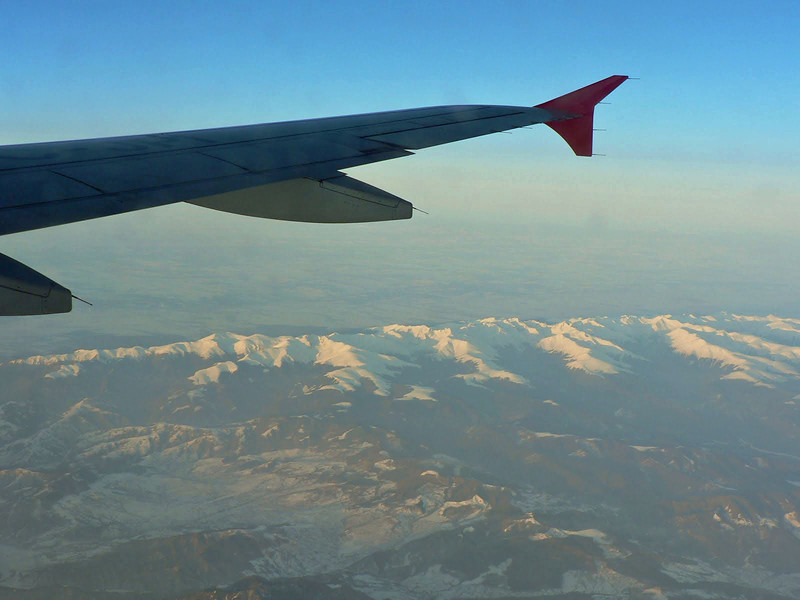We left our Istanbul lodge at 4:30a.m. and flew to Konya in Cemtral Turkey, at 1,200 m. altitude, in amongst mountains.