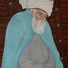 Jalāl ad-Dīn Muḥammad Rūmī  and popularly known as Mevlānā in Turkey and Mawlānā in Iran and Afghanistan but known to the English-speaking world simply as Rumi, was a 13th-century Persian Muslim poet, jurist, theologian, and Sufi mystic.<br /> UNESCO designated the year 2007 as the 'Year of Rumi' to develop inter-faith dialogue and spread his message of humanism throughout the world.<br /> He has been described as the greatest Turkish Sufi inspirer, who championed the cause of peaceful co-existence and mutual respect. And also one of the best-selling poets in the US.