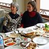 Breakfast in Edirne