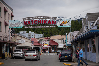 First stop in AK