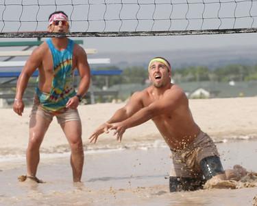 OT Days -- Mud Volleyball