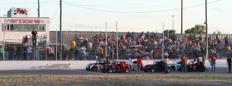 racing june 1 -- trophy Dash